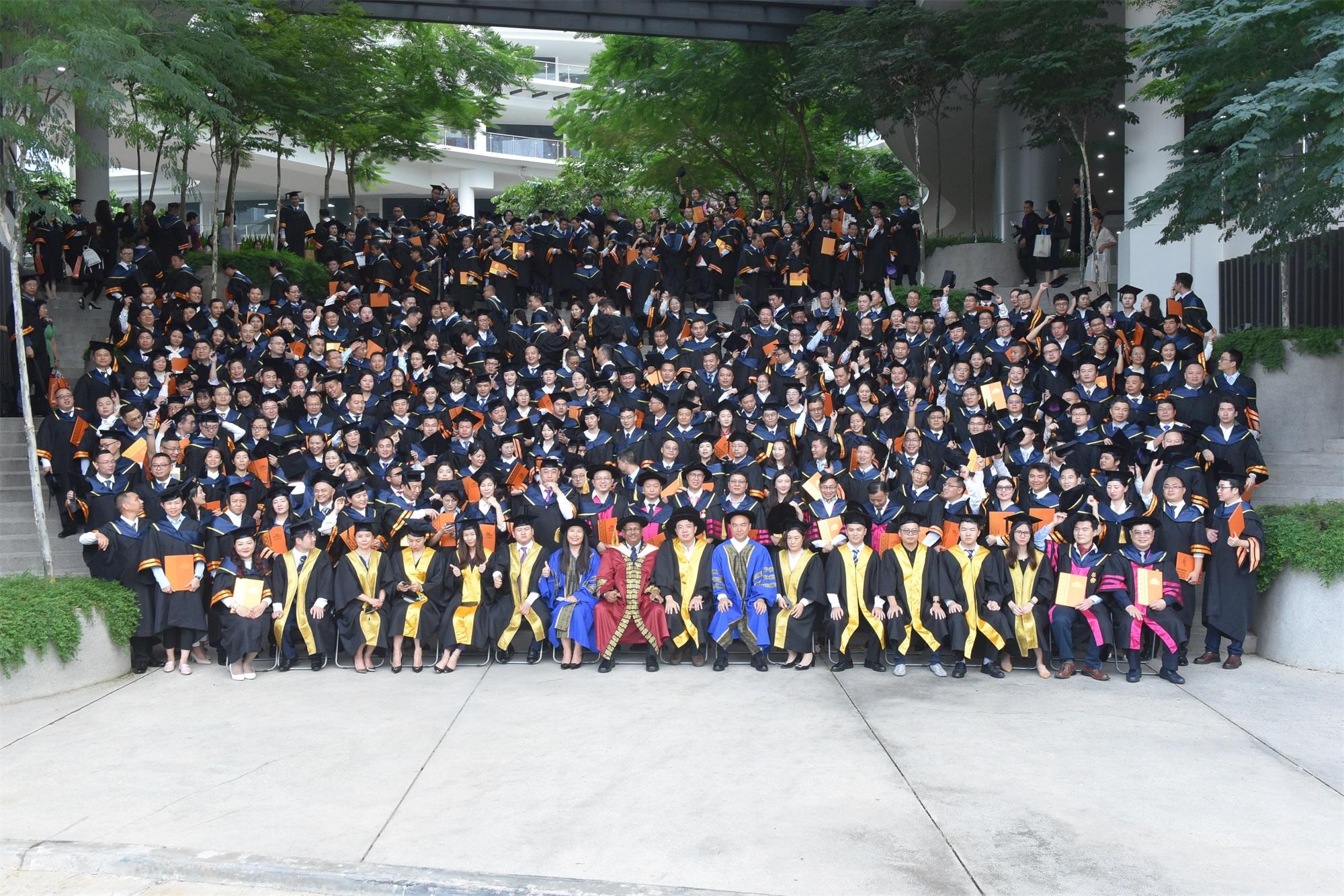 南孔教育 亚洲城市大学MBA/DBA2019下半年度毕业典礼在吉隆坡隆重举行